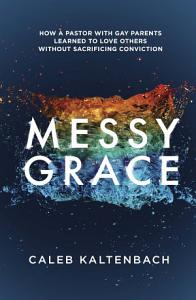 Messy Grace Book