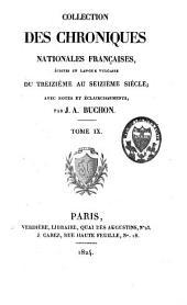 Les chroniques: ... poésies, Volume18