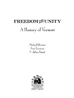 Freedom and Unity PDF