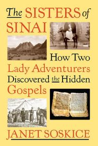 The Sisters of Sinai Book