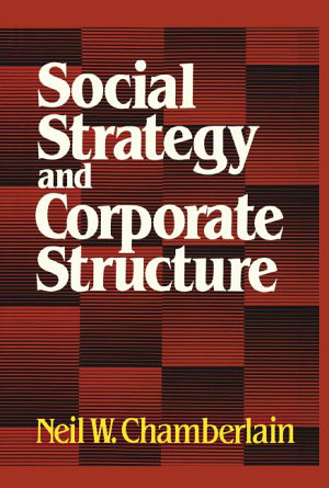 Social Strategy   Corporate Structure PDF