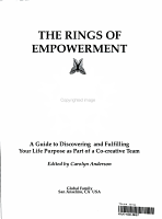 The Rings of Empowerment PDF
