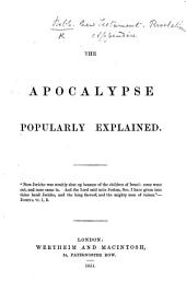 The Apocalypse Popularly Explained