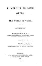 P. Vergili Maronis opera: The first six books of the Aeneid. 1863
