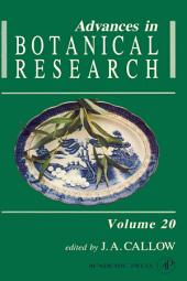 Advances in Botanical Research: Volume 20