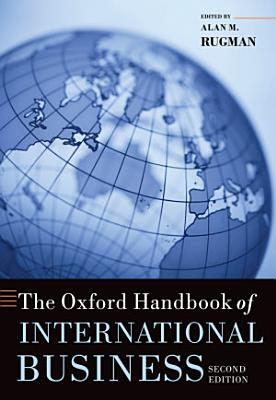 The Oxford Handbook of International Business PDF