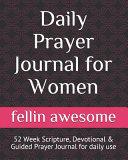 Daily Prayer Journal for Women