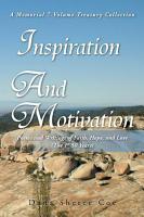 Inspiration and Motivation  I Am  PDF