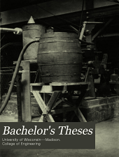 Bachelor's theses: Volume 3
