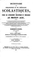 Encyclopedie theologique PDF