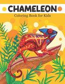Chameleon Coloring Book for Kids