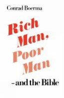 Rich Man  Poor Man  and the Bible