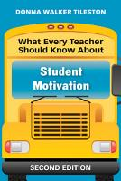 What Every Teacher Should Know About Student Motivation PDF