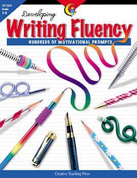 Developing Writing Fluency  eBook PDF