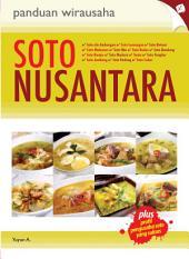Panduan Wirausaha Soto Nusantara
