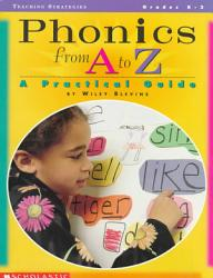 Phonics From A To Z Book PDF