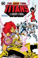 New Teen Titans Vol  13 PDF