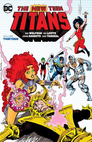 New Teen Titans Vol  13