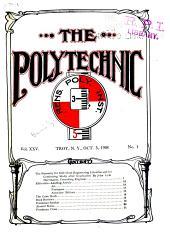 The Polytechnic: Volumes 25-26