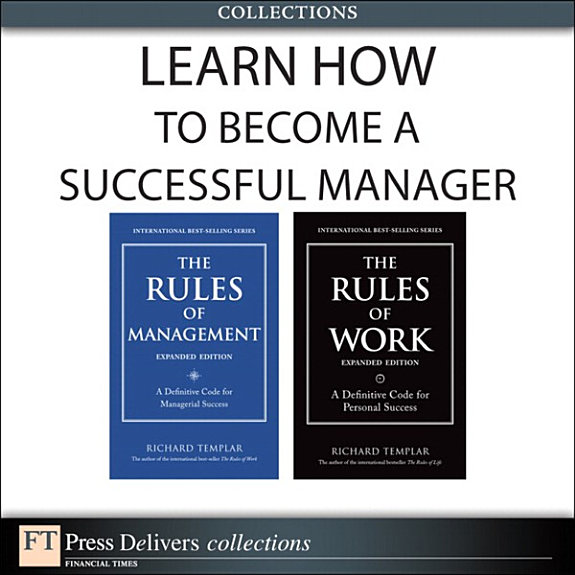 Learn How to Become a Successful Manager (Collection)