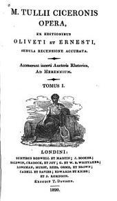 Opera rhetorica et philosophica