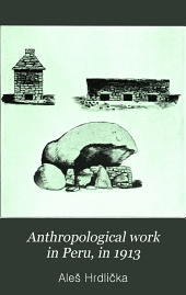 Anthropological Work in Peru, in 1913: With Notes on the Pathology of the Ancient Peruvians, with Twenty-six Plates