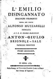 L'Emilio disingannato, 2: dialoghi filosofici