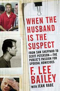 When the Husband is the Suspect Book