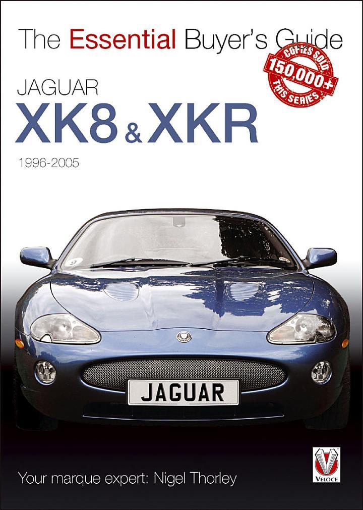 Jaguar XK8 & XKR (1996-2005)