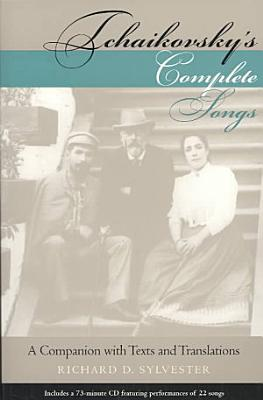 Tchaikovsky s Complete Songs PDF