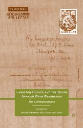 Langston Hughes and the South African Drum Generation: The Correspondence