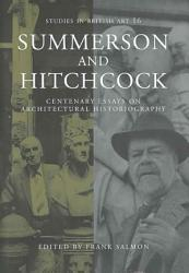 Summerson And Hitchcock Book PDF