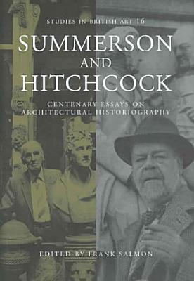 Summerson and Hitchcock PDF