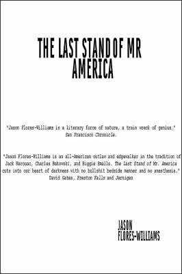 The Last Stand of Mr America PDF