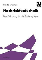 Nachrichtentechnik: Eine Einführung für alle Studiengänge