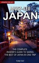 Must see Japan PDF