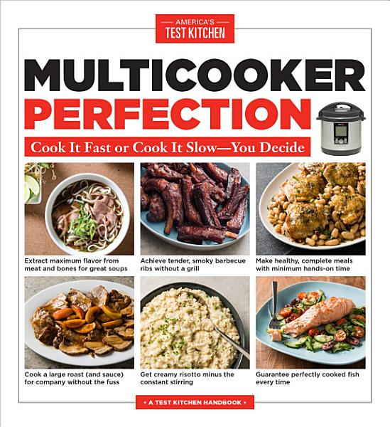 Download Multicooker Perfection Book
