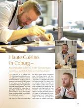 Haute Cuisine in Coburg - Künstlerische Spielereien in der Genussregion: ECHT Oberfranken - Ausgabe 26