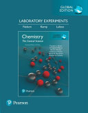 Laboratory Experiments For Chemistry Book PDF