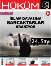 İslam Davasına Sancaktar Aranıyor : Hüküm Dergisi: 24. Sayı | Aralık 2014 | Yıl: 2