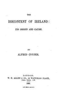 Discontent of Ireland PDF