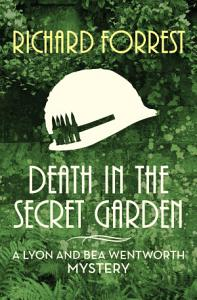 Death in the Secret Garden Book