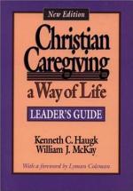 Christian Caregiving, a Way of Life