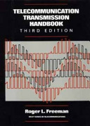 Telecommunication Transmission Handbook PDF