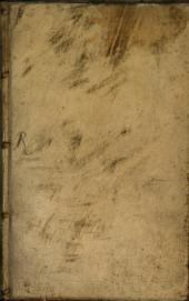 Scabinatus Ubio-Agrippinensis Ab Urbe Condita: Dissertatio Historica