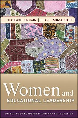 Women and Educational Leadership PDF
