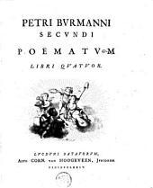 Poëmatum libri quatuor