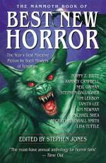 The Mammoth Book of Best New Horror 16
