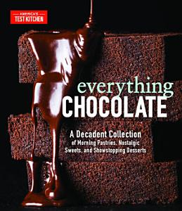 Everything Chocolate Book
