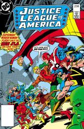 Justice League of America (1960-) #238